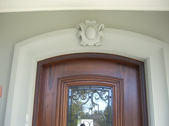 profile decorative, profile polistiren, consola, console