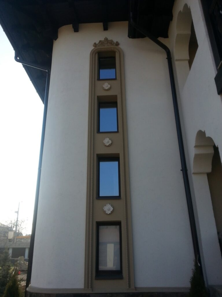 profile decorative, profile polistiren, ancadramente ferestre