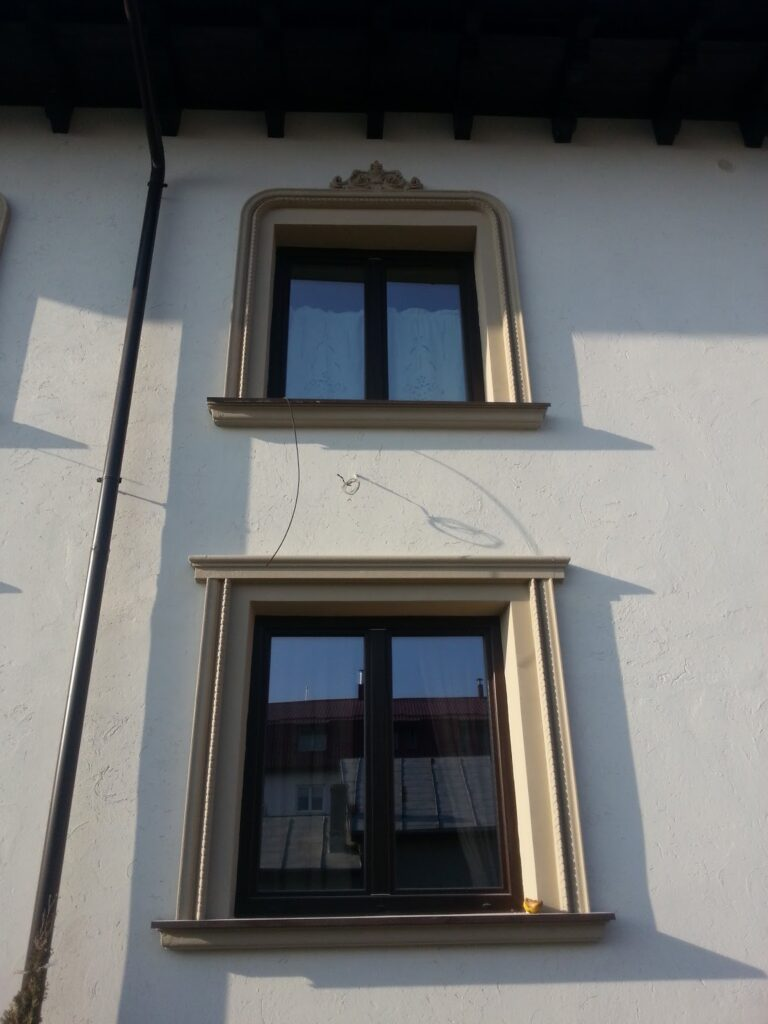 profile decorative, profile polistiren, ancadrament
