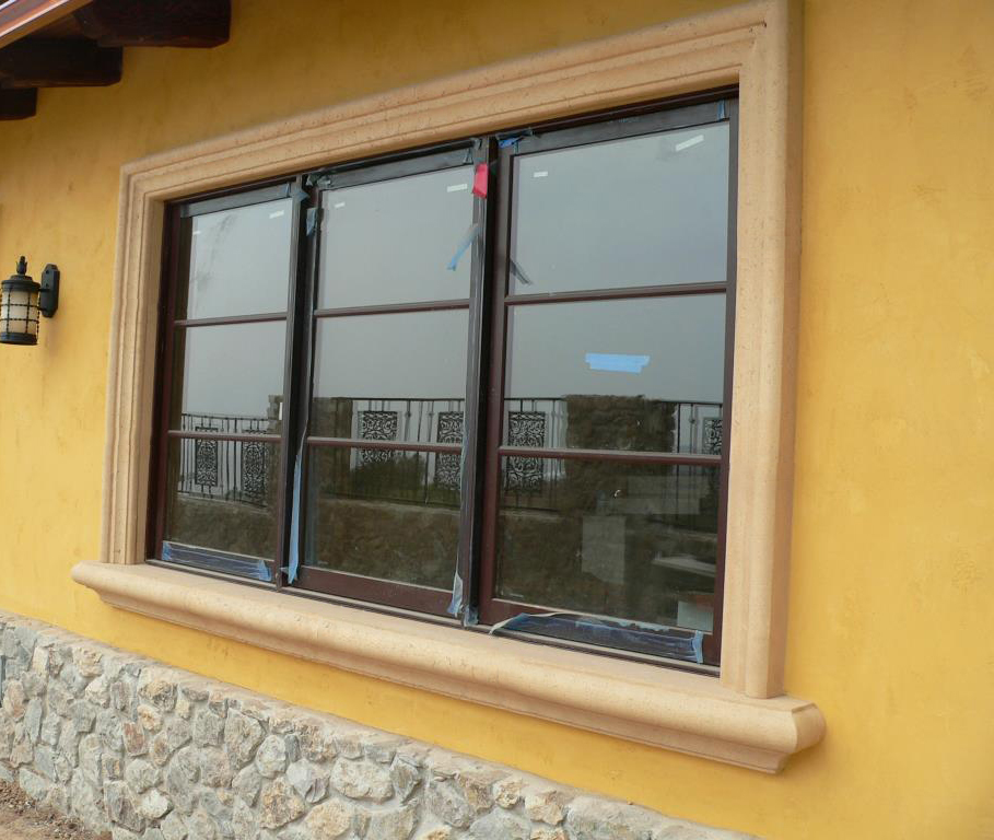 profile decorative, profile polistiren, ancadramente
