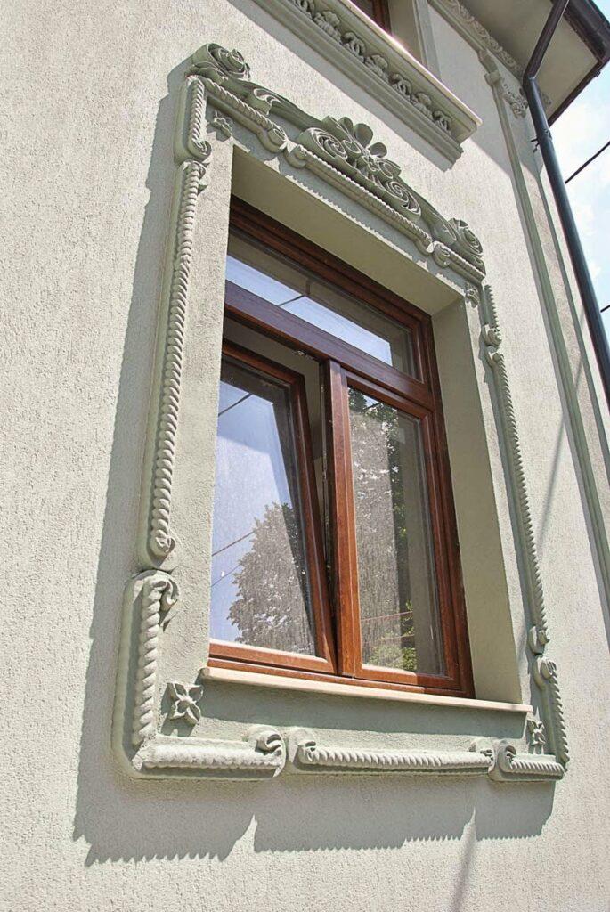 profile decorative, profile polistiren, ancadramente exterior ferestre, ornamente exterior