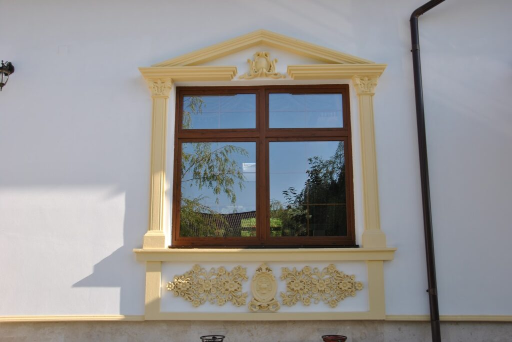 profile decorative, profile polistiren, ancadramente polistiren
