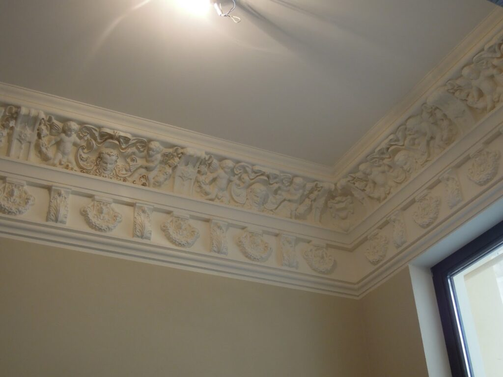 profile decorative, profile polistiren, cornisa
