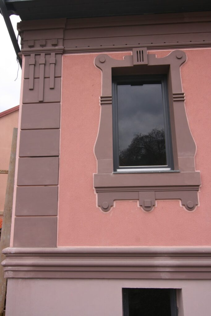profile decorative, profile polistiren, fatade case