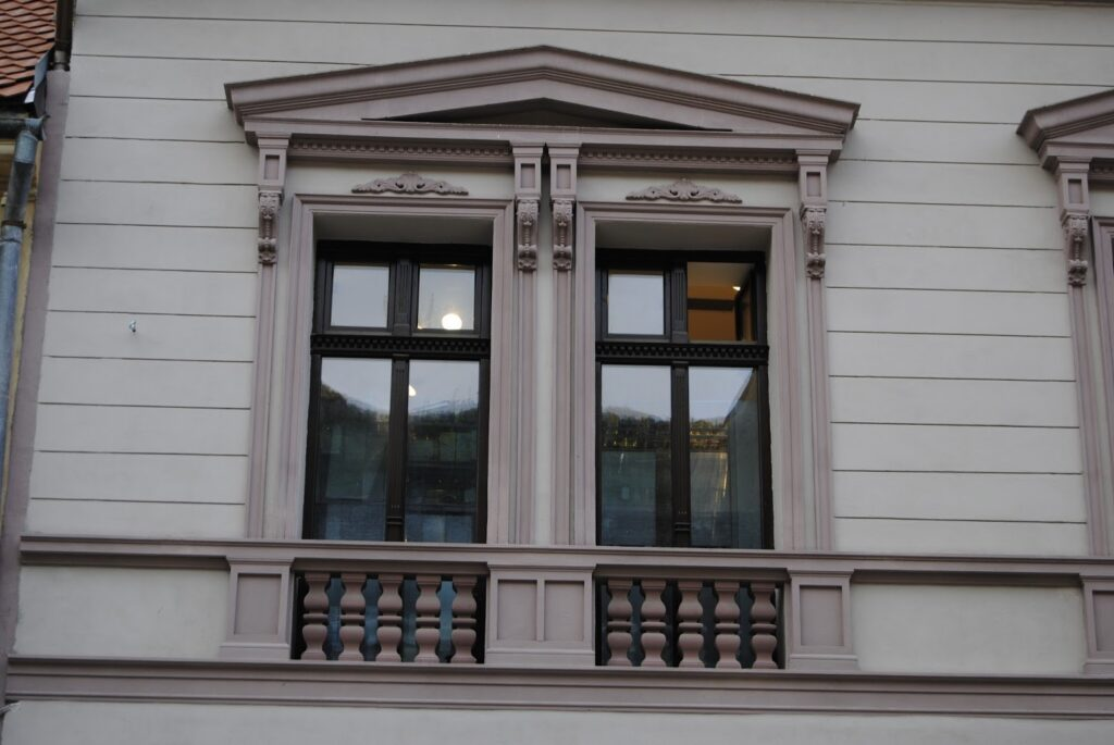 profile decorative, profile polistiren, ancadramente, fronton