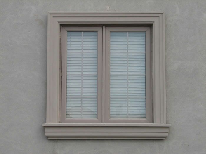 profile decorative, profile polistiren, ancadrament geam