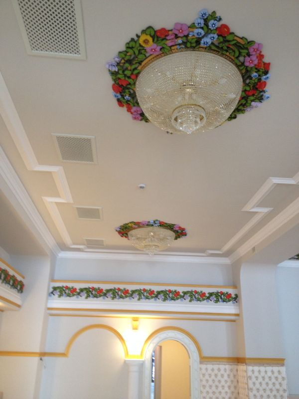 profile decorative, profile polistiren, stucaturi, rozeta