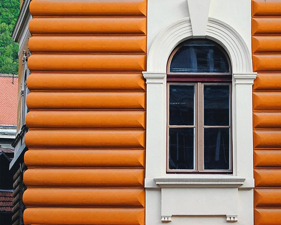 Panouri Decorative cu Geamuri Arcada Exterior profile decorative polistiren