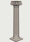 coloane decorative din polistiren, profile decorative fatade case