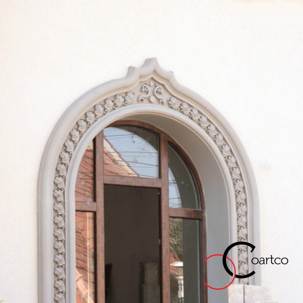 Fatade case, Arcada, profile ornamentale, Exterior Fatade Case