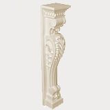 consola elemente decorative case vechi, ornamente decorative din polistiren