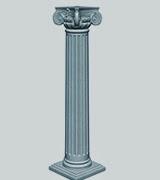 coloane decorative din polistiren pentru interior casa