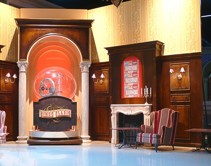 decor studio filmari, decor teatru, butaforii polistiren