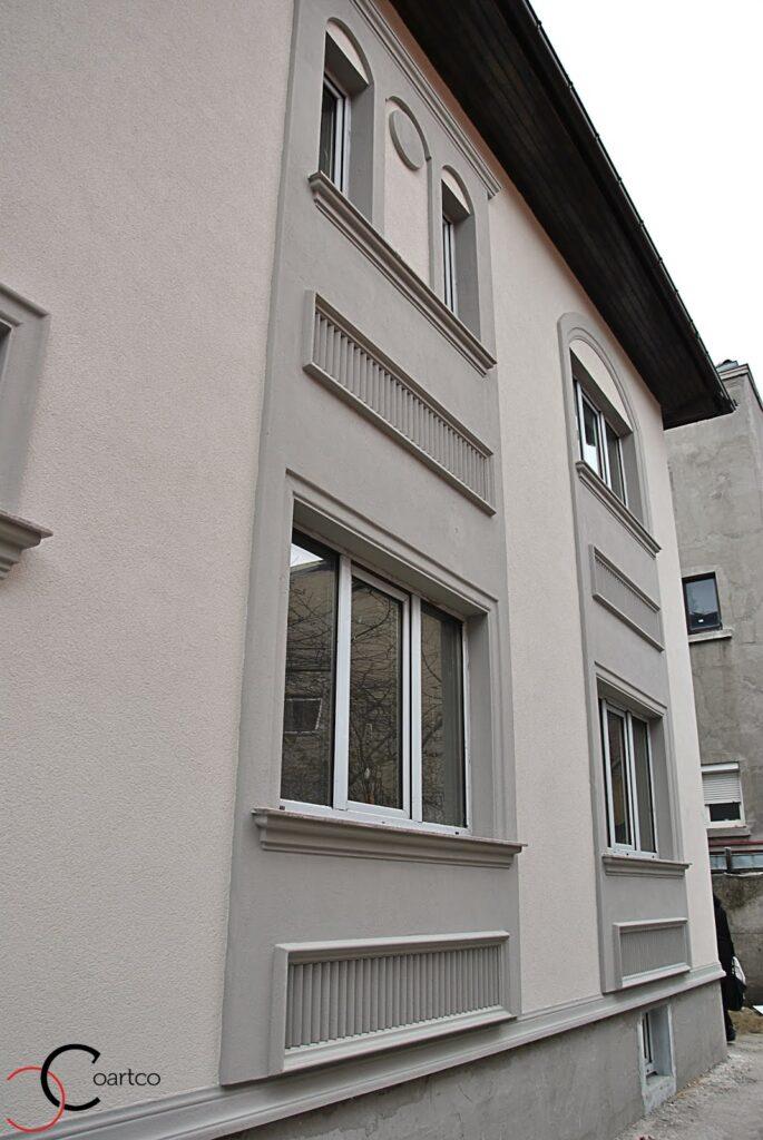 fatada casa fatade case profile polsitiren profile decorative