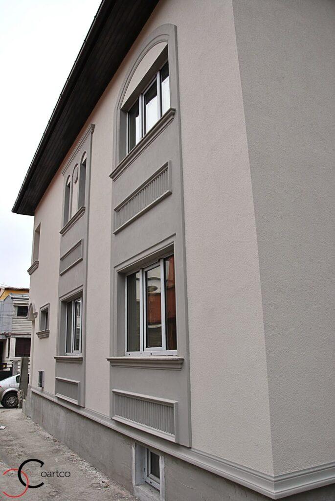 fatada casa profile polistiren profile decorative fatade case