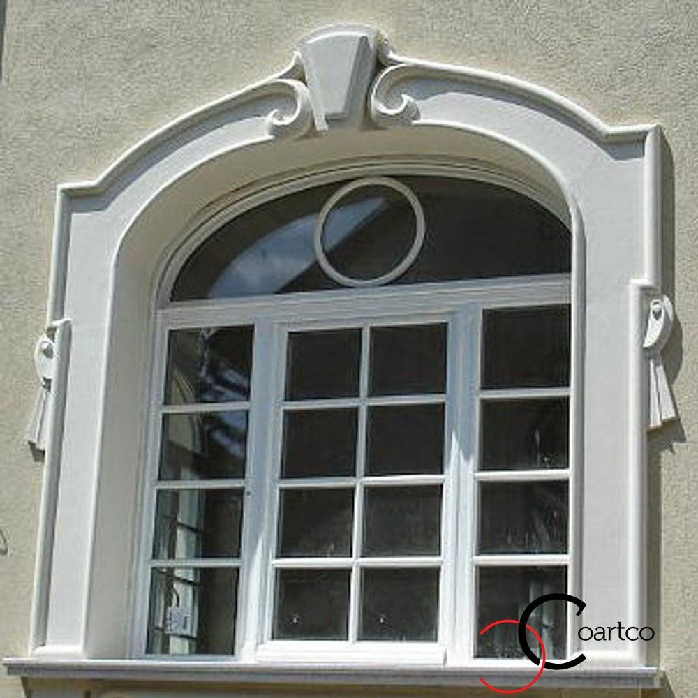 Profile Decorative, ancadramente ferestre exterior, profile decorative, profile