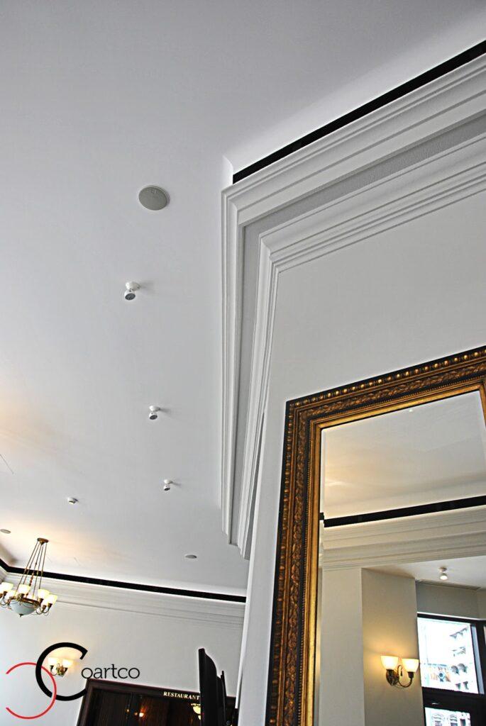 cornisa tavan, cornise tavan, cornisa decorativa, cornisa interior, bagheta polistiren, bagheta tavan, baghete tavan, cornisa decorativa tavan, cornise polistiren