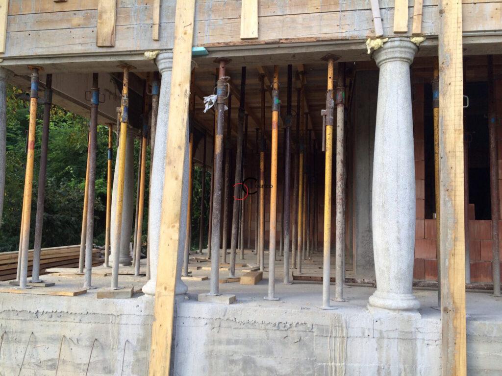 mulaj coloana decorativa, mulaj coloana beton, mulaj coloana de rezistenta, mulaj coloane decorative