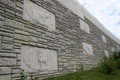 Mulaje pentru cofrag turnare beton panouri decorative