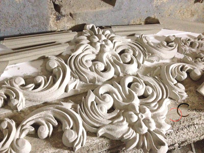 stucatura pentru fatada casa, elemente decorative din polistiren pentru fatada cu termosistem