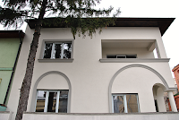 fatade case moderne cu profile decorative din polistiren coartco