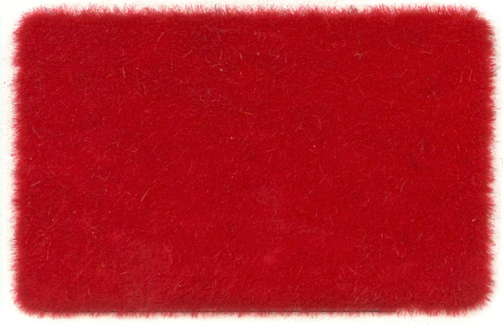 Catifea Rosu Intens pentru Panouri Decorative din Polistiren