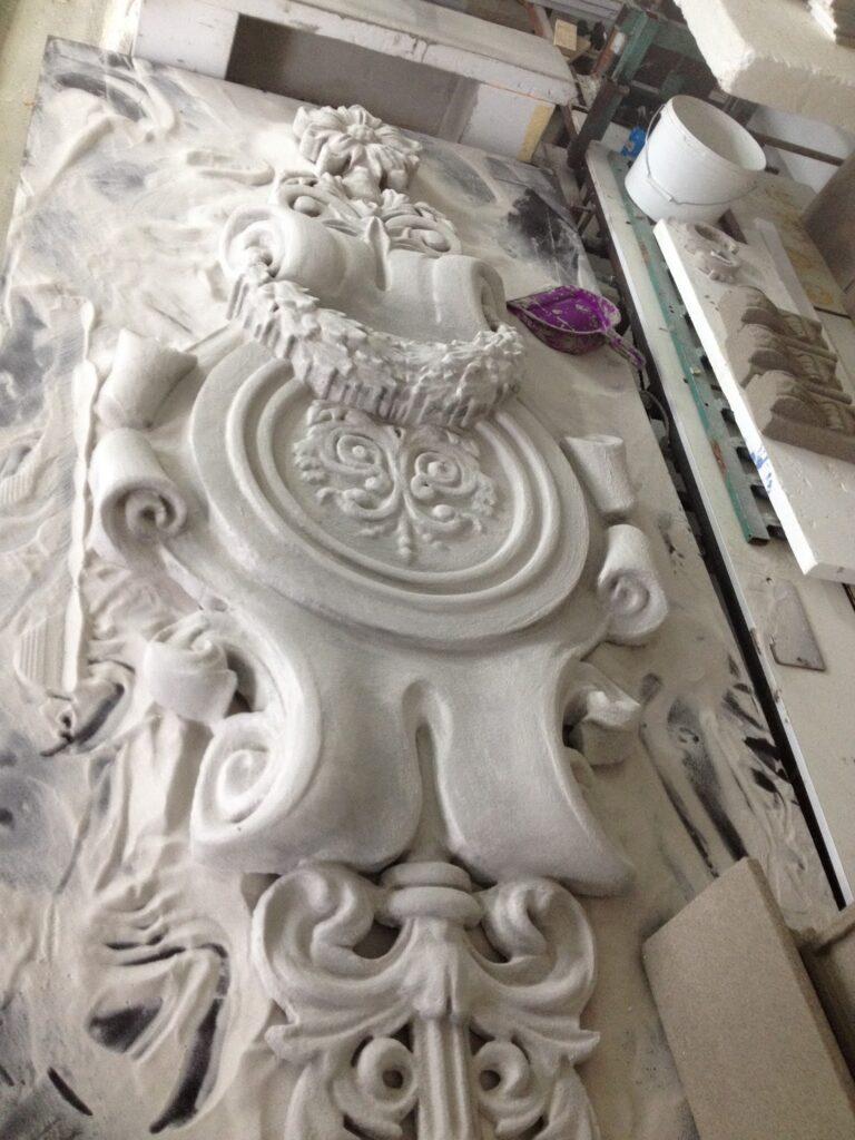 Blazon Personalizat in Fabrica de Profile Decorative din Polistiren CoArtCo
