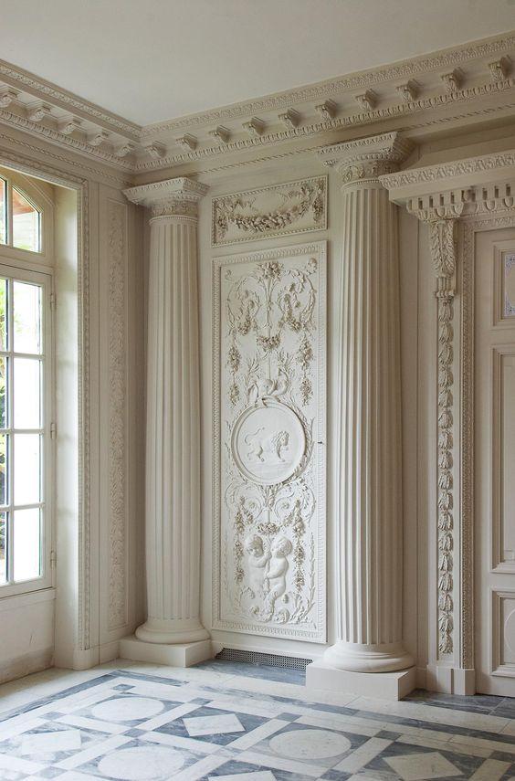 coloane, coloane polistiren, coloane interior, coloana interior , coloana polistiren