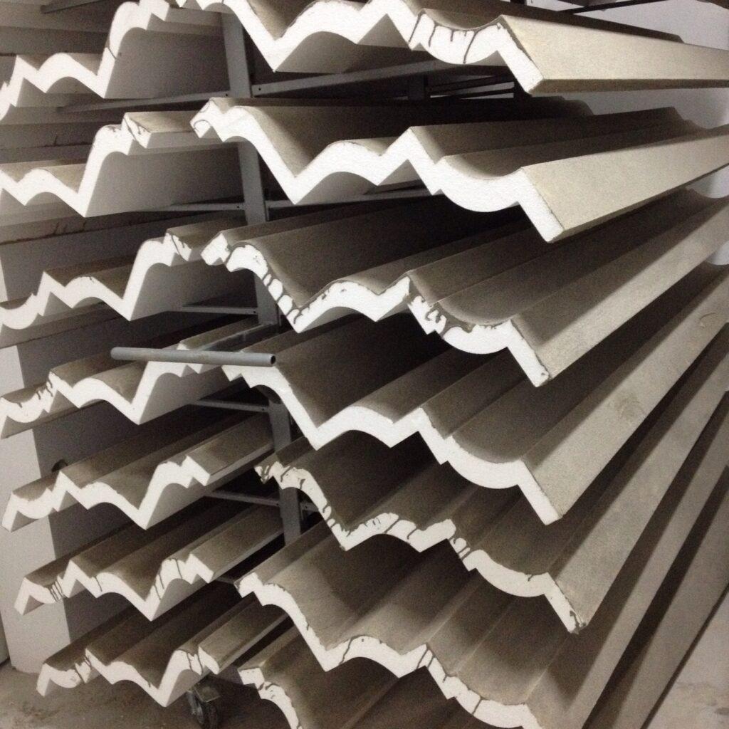 Uscare Profile Decorative in Fabrica de Profile CoArtCo