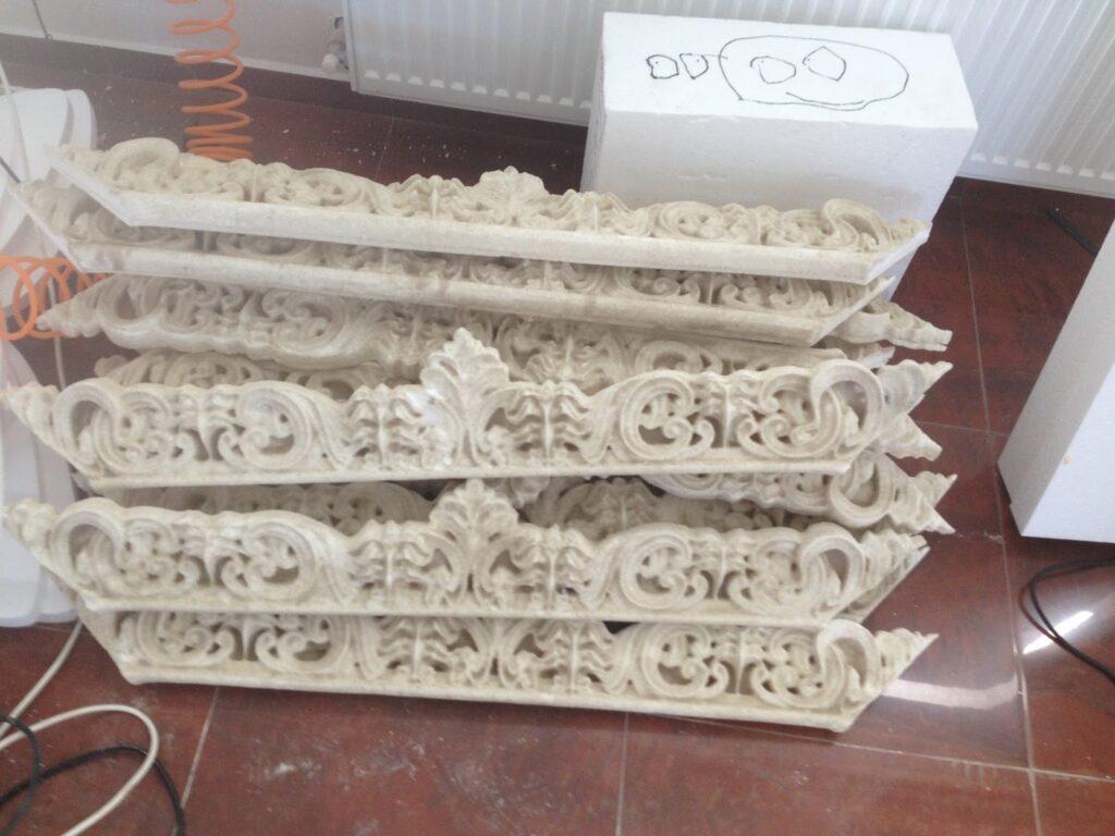 Profile Decorative din Polistiren in Fabrica de Profile CoArtCo