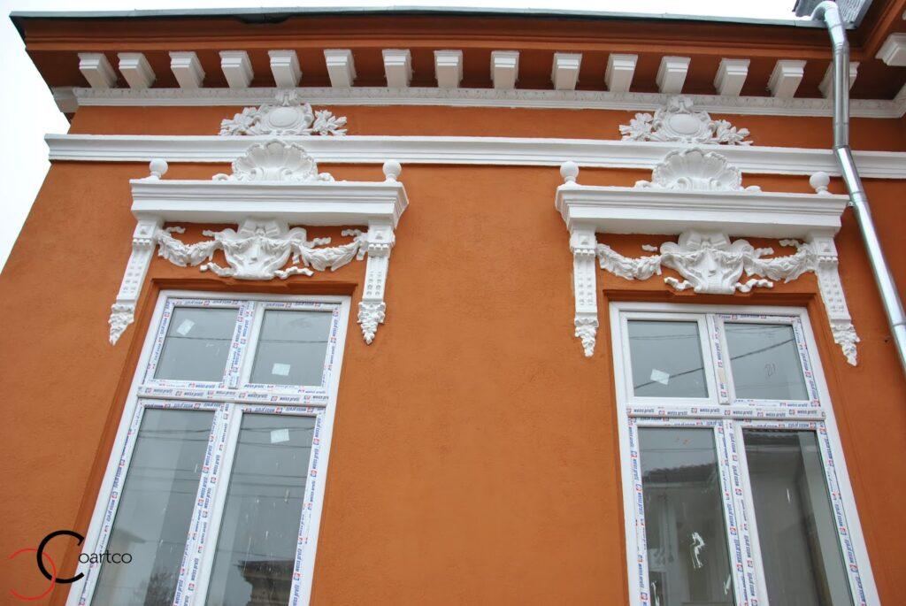 Profile Polistiren Complexe pentru Reabilitare Elemente Arhitecturale - Ancadramente Ferestre