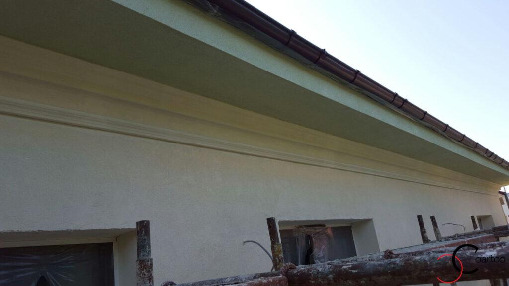 Bagheta din Polistiren Cornisa Sageac in Pitesti, Arges