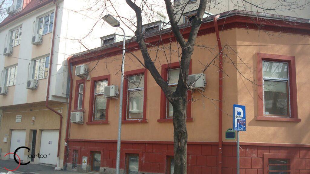 Casa Dana Rogoz inainte de renovarea cu profile decorative din Polistiren CoArtCo