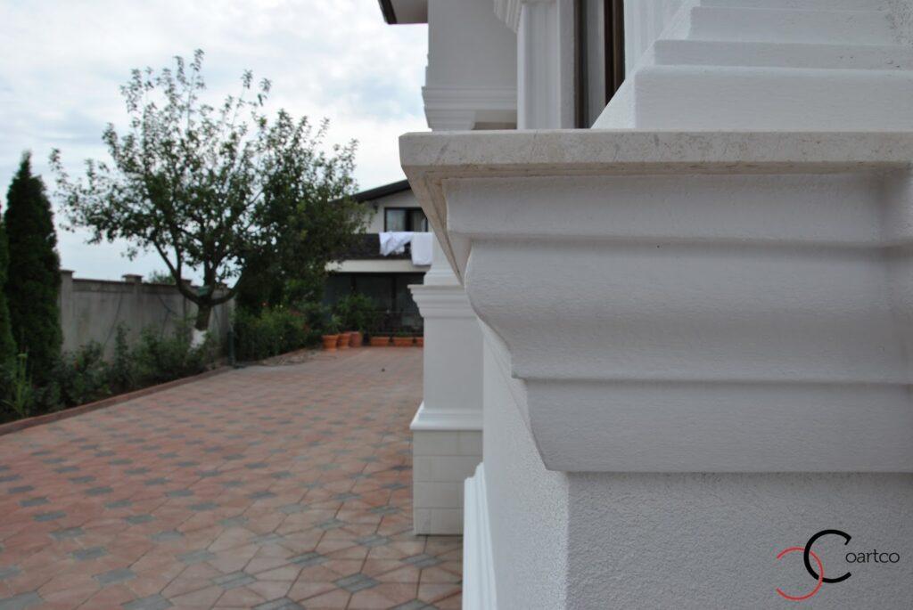 Solbanc din Polistiren Profile Decorative din Polistiren CoArtCo