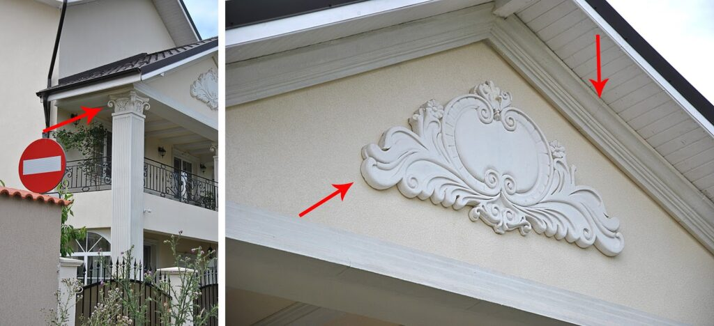 Greseli profile decorative din polisitren, greseli montaj profile decorative din polistiren, de ce sa nu pui profile decorative din polistiren pe casa
