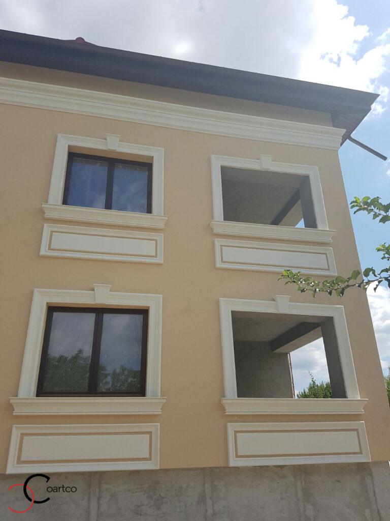 Profile Decorative din Polistiren CoArtCo pentru Fatada Casei