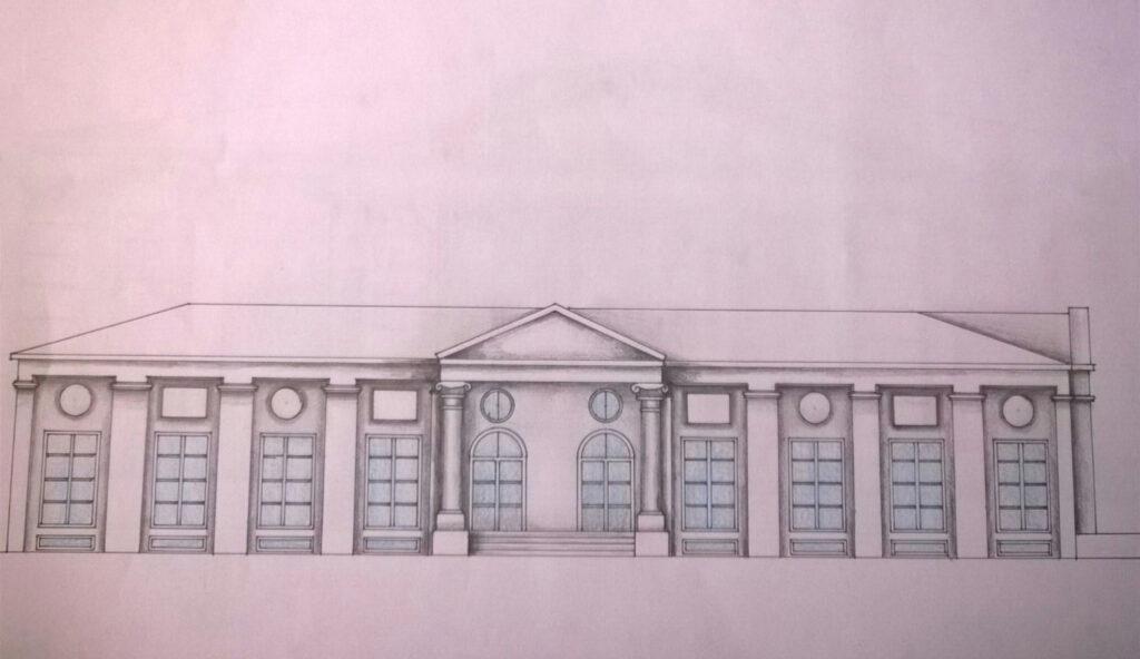 Arhitect salon evenimente pentru decorare cu profile decorative din polistiren CoArtCo