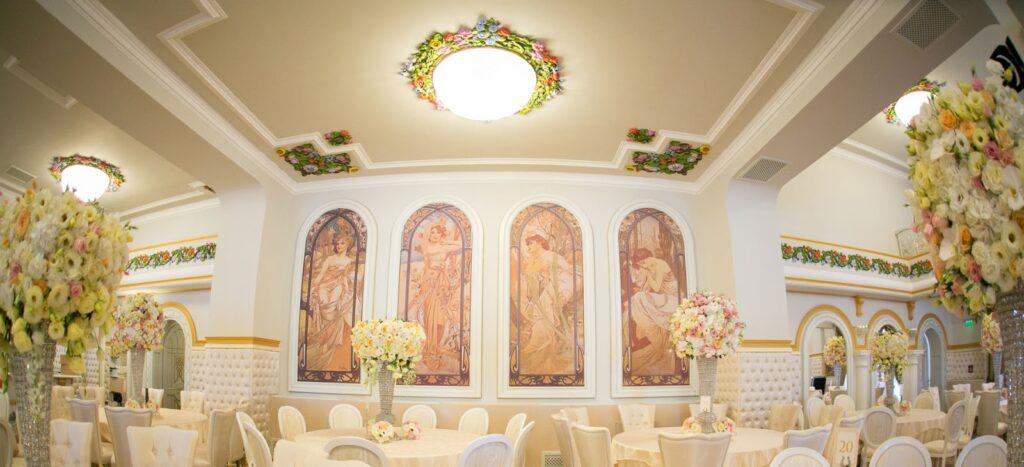 Salon Evenimente Queen Mary Oradea cu Profile Decorative din Polistiren CoArtCo