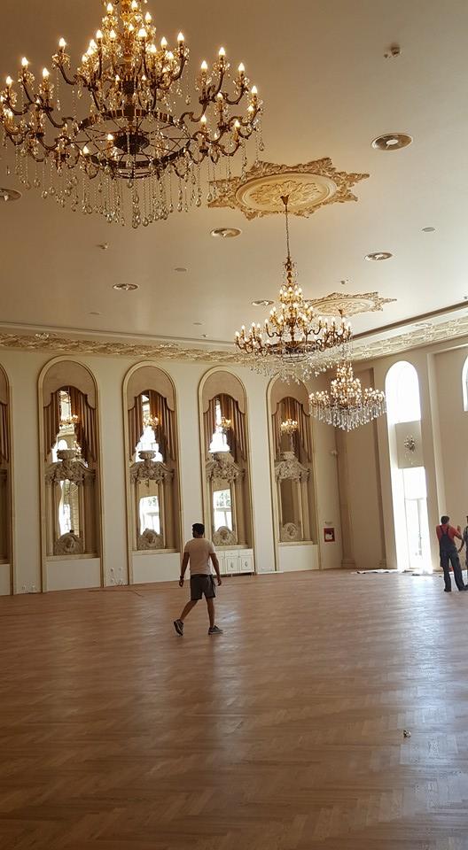 Salon de evenimente Oradea cu profile decorative CoArtCo