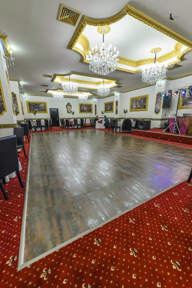 Profile decorative CoArtCo pentru saloane de evenimente
