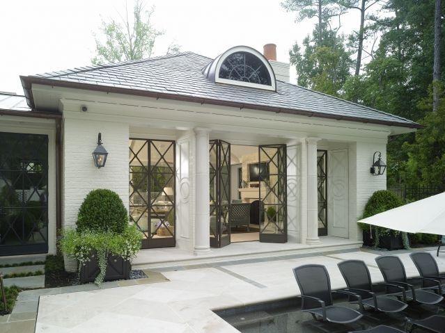 Foisor decorativ pentru gradina cu profile decorative CoArtCo