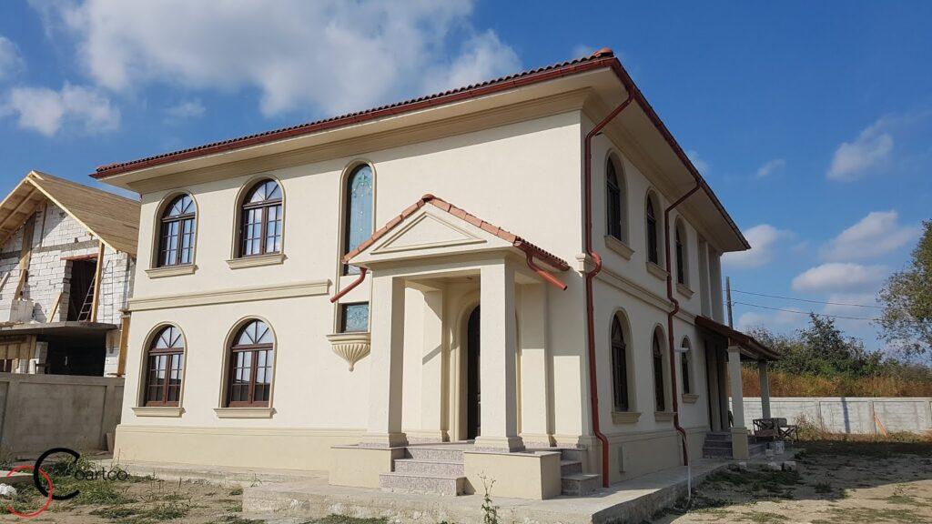 Profile decorative din polistiren CoArtCo pentru exterior