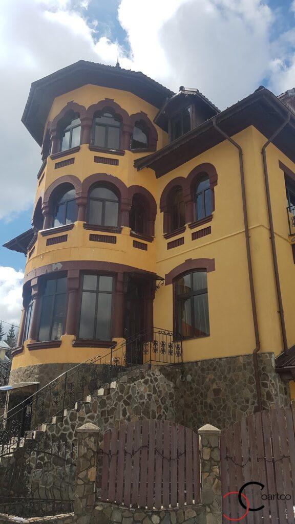 Pensiunea Casa Dunarea Predeal fara profile decorative din polistiren CoArtCo