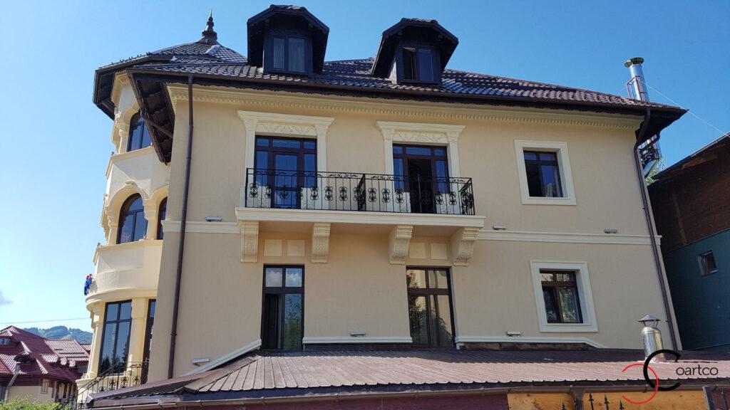 Console decorative din polistiren CoArtCo pentru balcon fatada casa