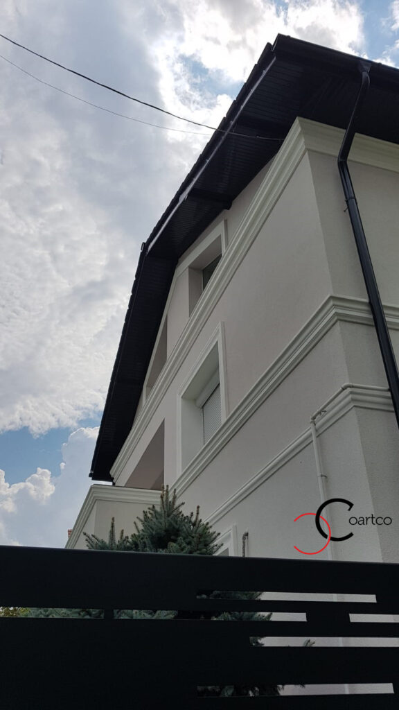 Profile personalizate din polistiren CoArtCo pentru exterior