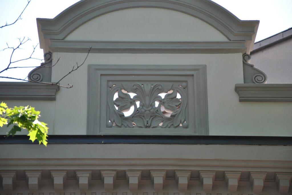 Panou decorativ 3D din polistiren CoArtCo pentru exterior