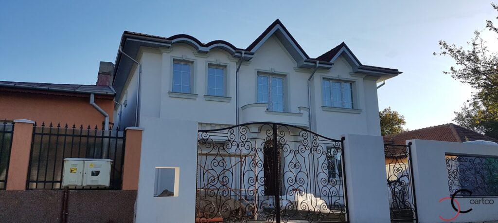 Proiect casa rezidentiala Popesti-Leordeni