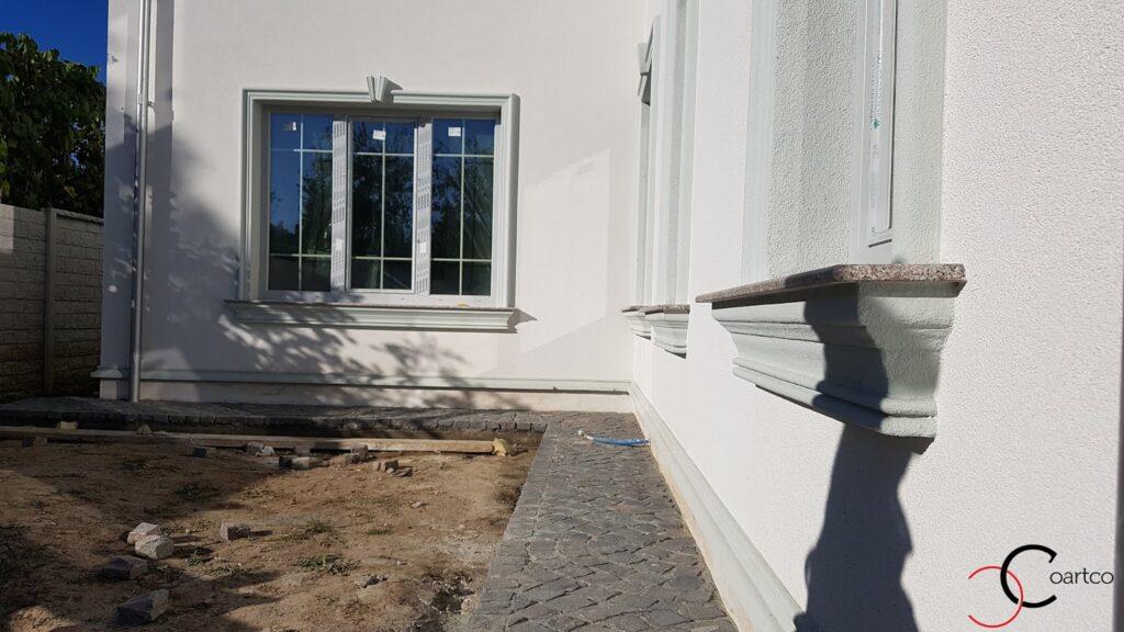 Solbanc pentru ancadrament de fereastra CoArtCo