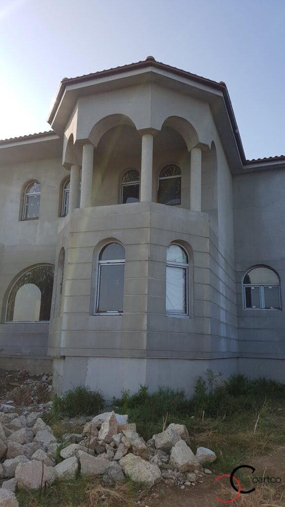 Casa fara profile decorative CoArtCo