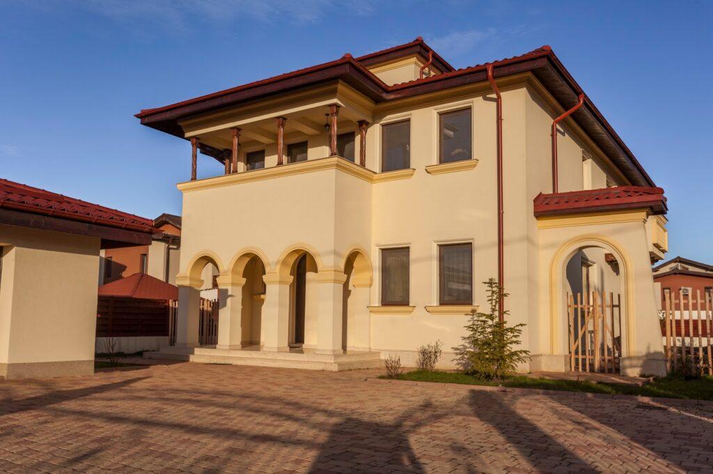Recomandare arhitect stil neoromanesc Adrian Paun